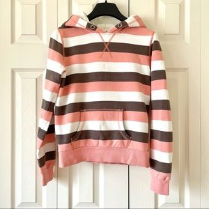 Striped Classic Hoodie